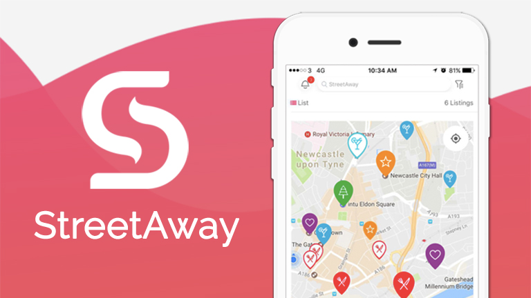 What a launch for StreetAway!